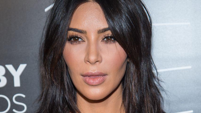 Sorge um Vagina: Kim Kardashian liefert irren Schwanger-Talk