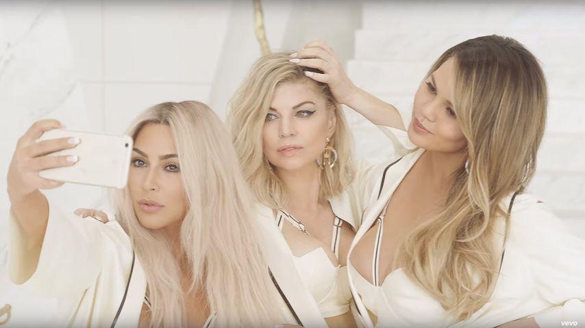 "Kim Kardashian, Fergie und Chrissy Teigen in ""M.I.L.F."""