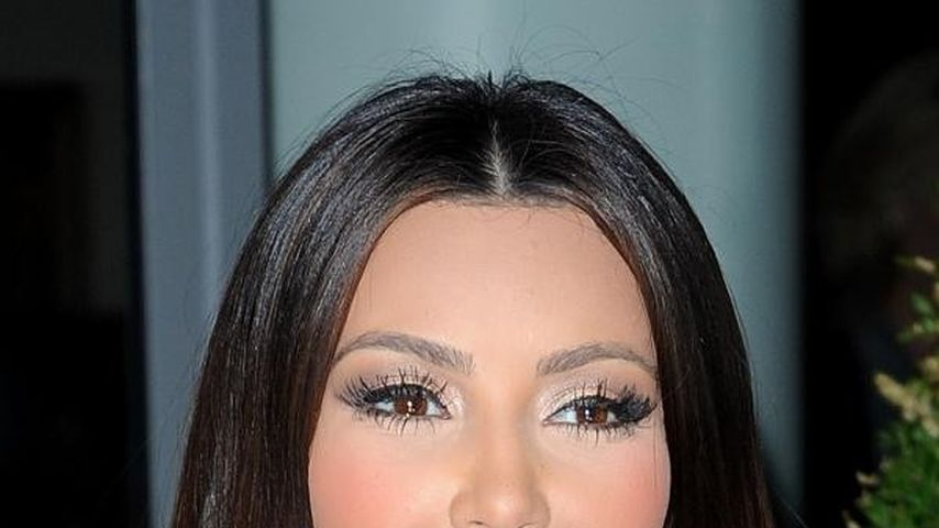 Kim Kardashian: Verzweifelt wegen Botoxallergie!