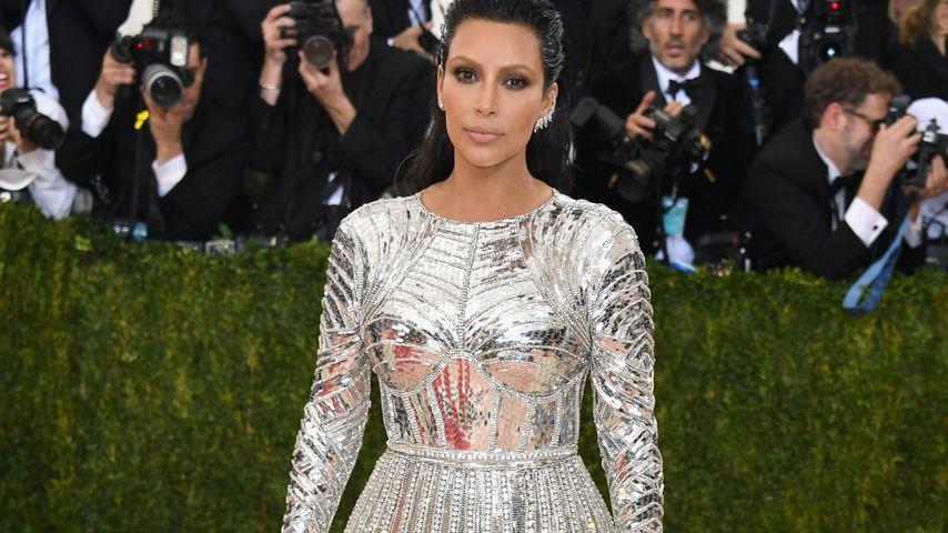 Kim Kardashian bei der Met Gala 2016