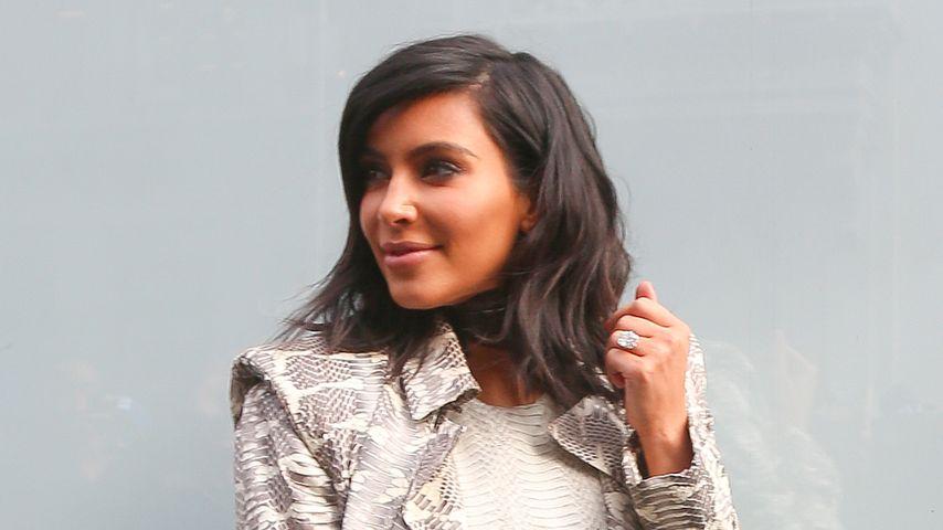 Kim Kardashian verrät: Haarwäsche nur alle 5 Tage!