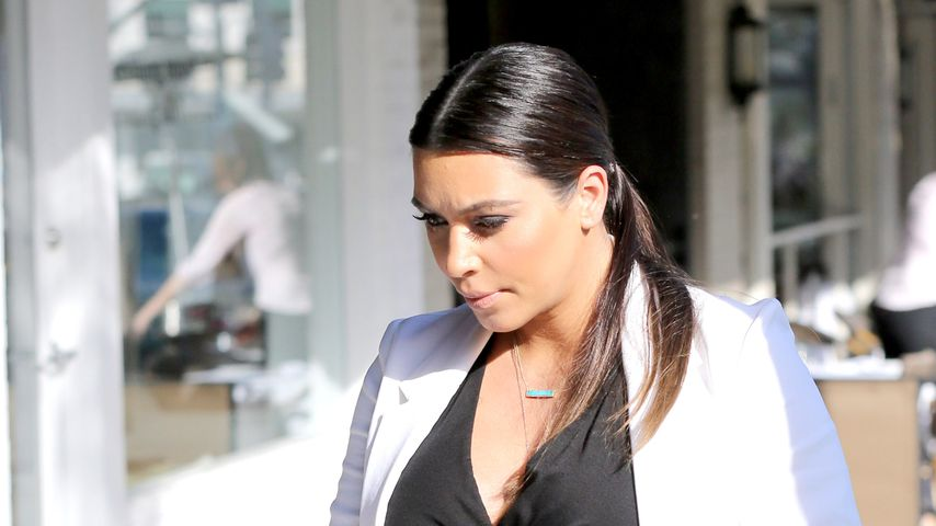 Kim Kardashian: Figur-Frust nach After-Baby-Outing