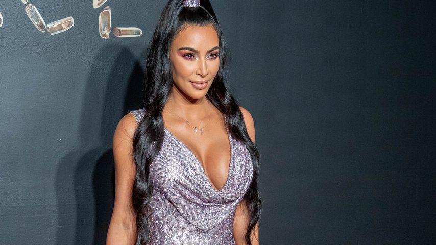 Kim Kardashian im Dezember 2018