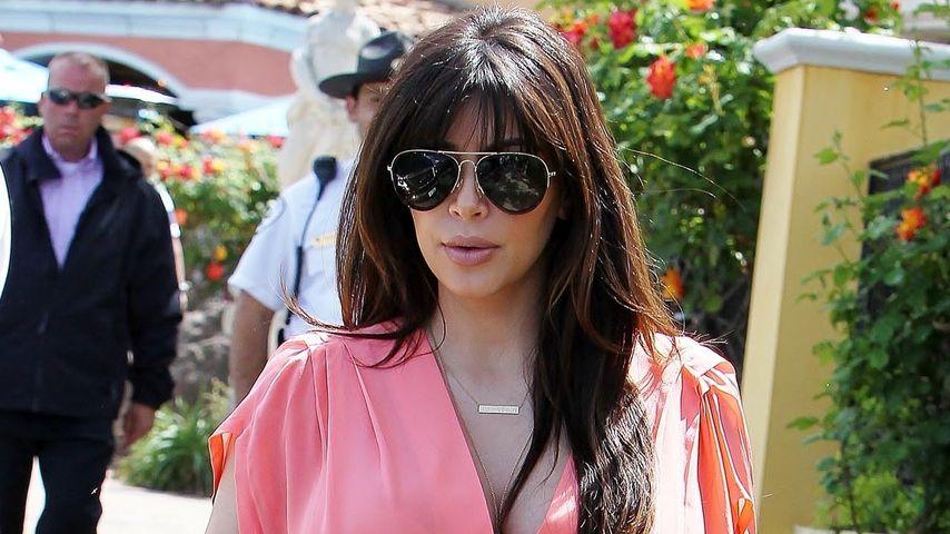 Massige Kim Kardashian: Dieser Overall trägt auf!