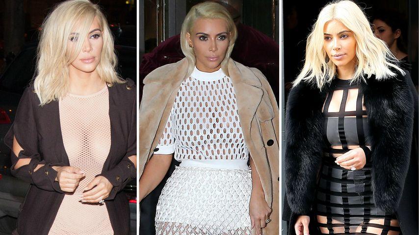 Kim Kardashians Nacktkleider: Welches überzeugt?
