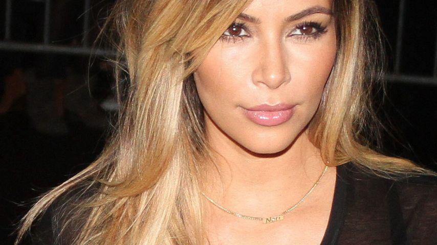 Geiz-Charity? Kim Kardashian gibt nur 10 Prozent