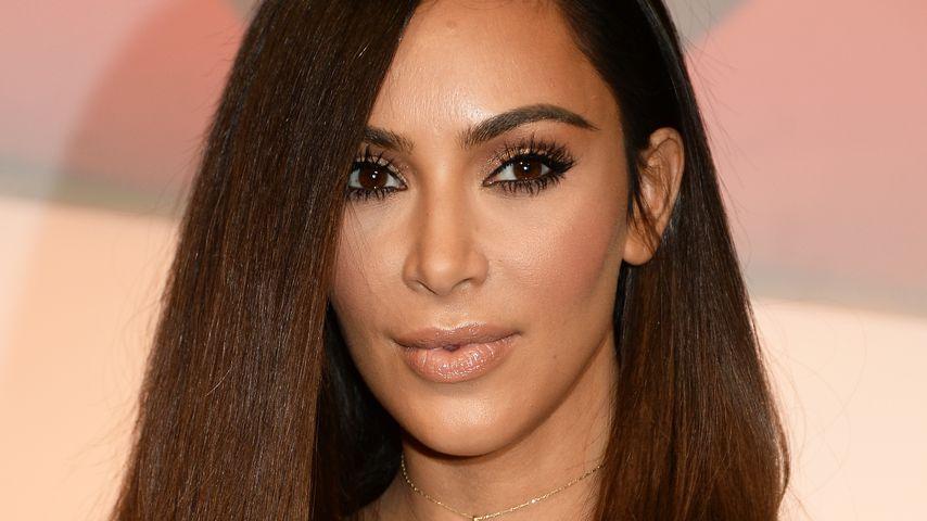 Kim Kardashian bei einem Event 2015