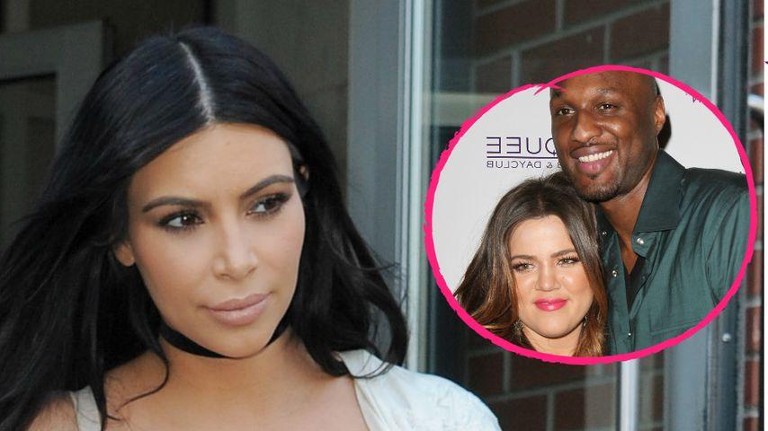 Kim Kardashian: Khloe & Lamar sollen sich scheiden lassen!