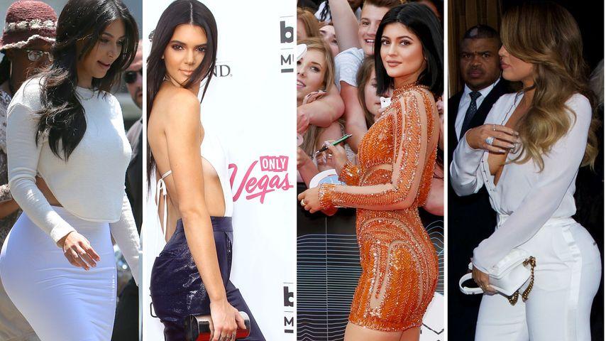 Po-Battle! Welche Kardashian ist am PO-pulärsten?
