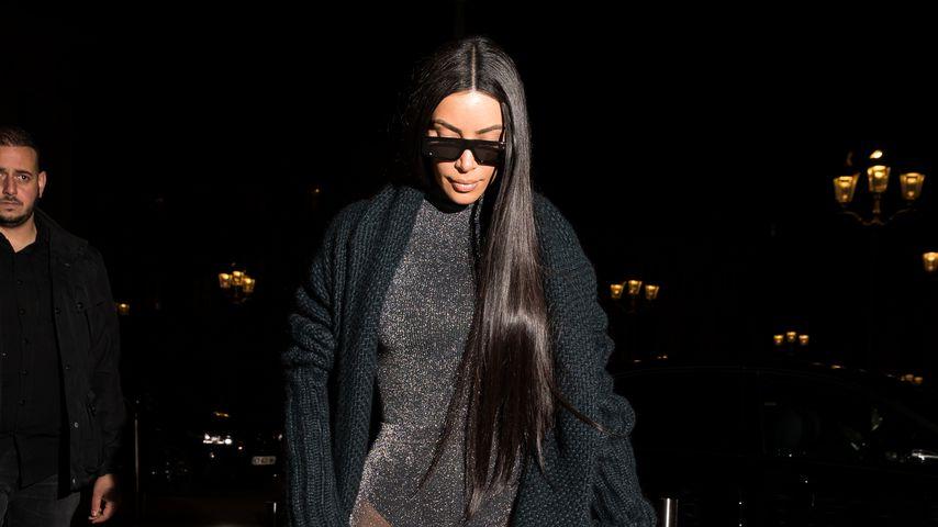 Kim Kardashian im März 2019