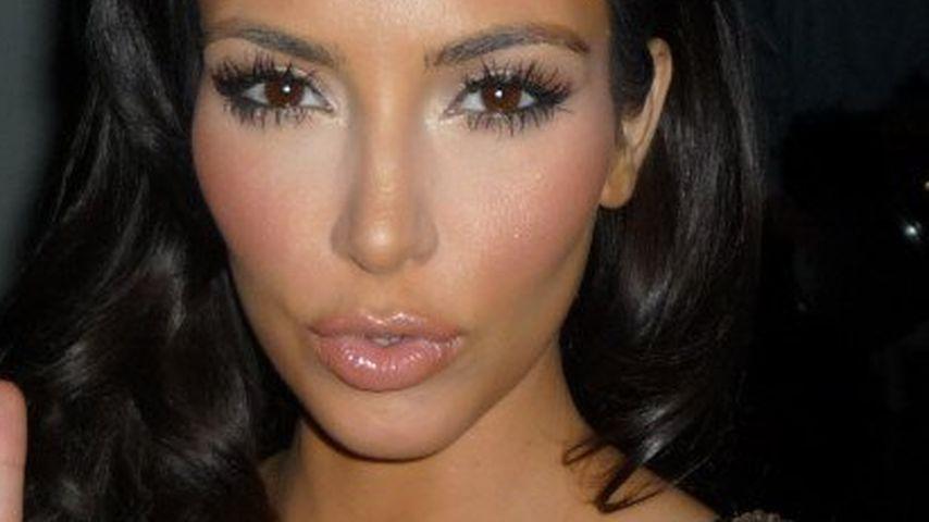 Kim Kardashian wird zum verliebten Fernseh-Alien