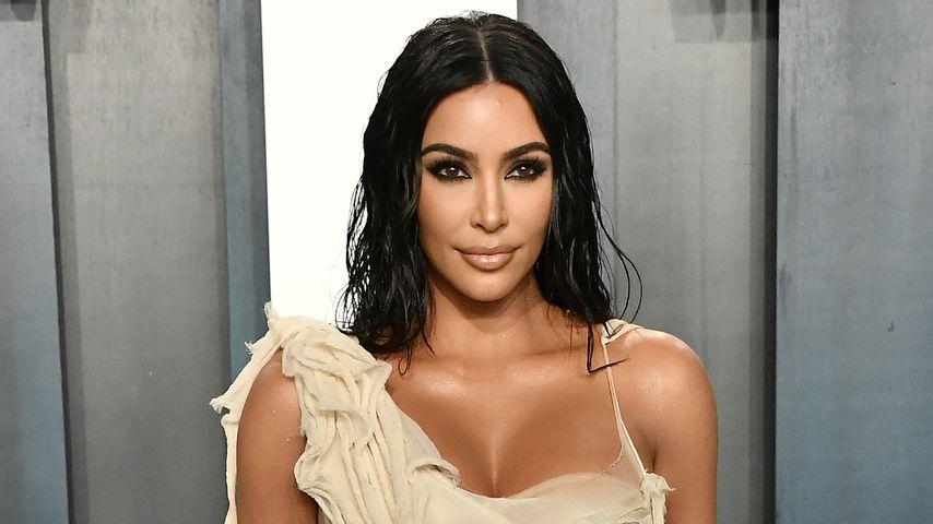 Kim Kardashian im Februar 2020