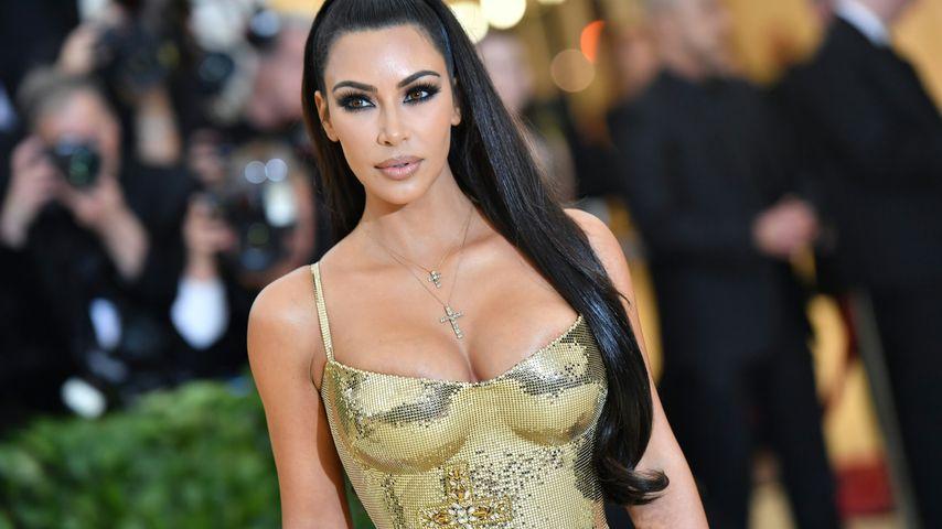 Kim Kardashian bei der Met Gala, 2018
