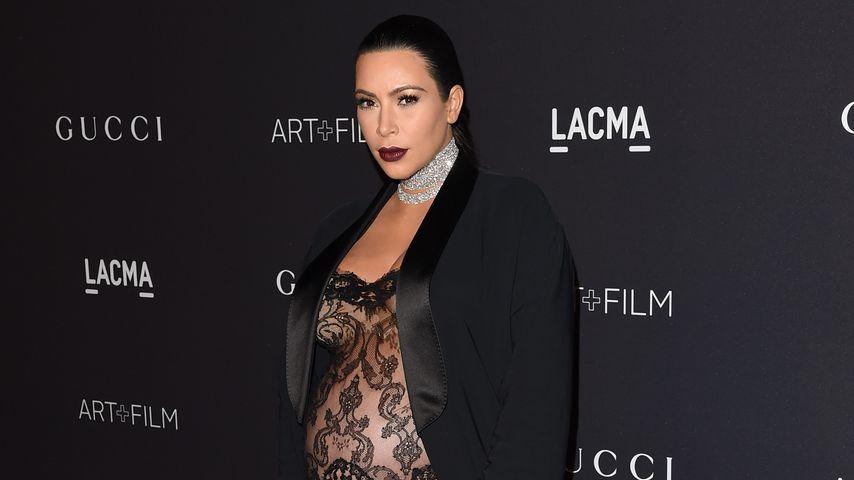 Kim Kardashian, November 2015
