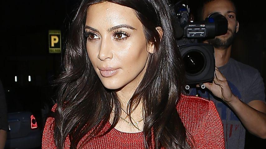 Runde Sache: Kim Kardashian will den perfekten Po