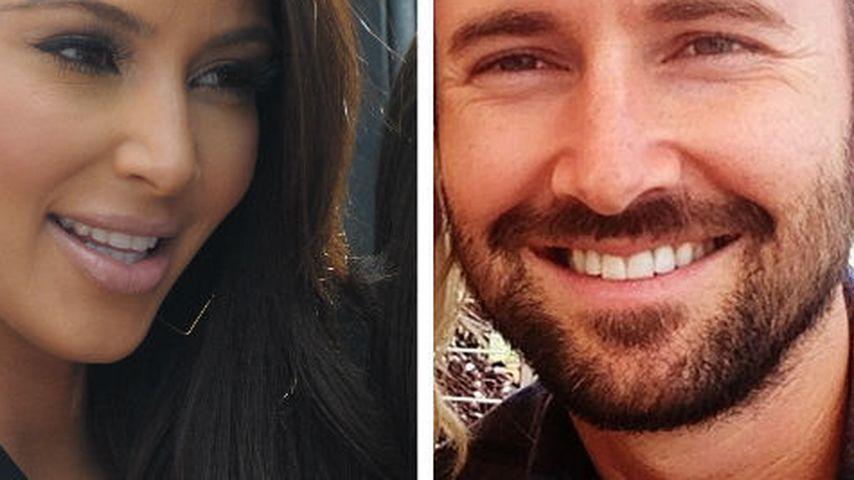 Tabulos? Kim Kardashian knutschte mit Stiefbruder!