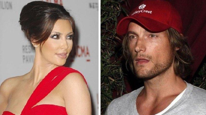 Kim Kardashian und Gabriel Aubry