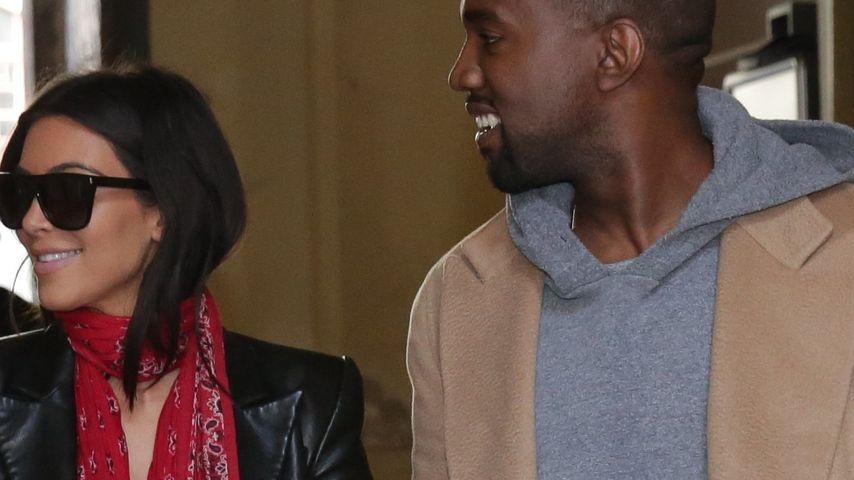 Diese 6 Dinge liebt Kanye West an seiner Kim