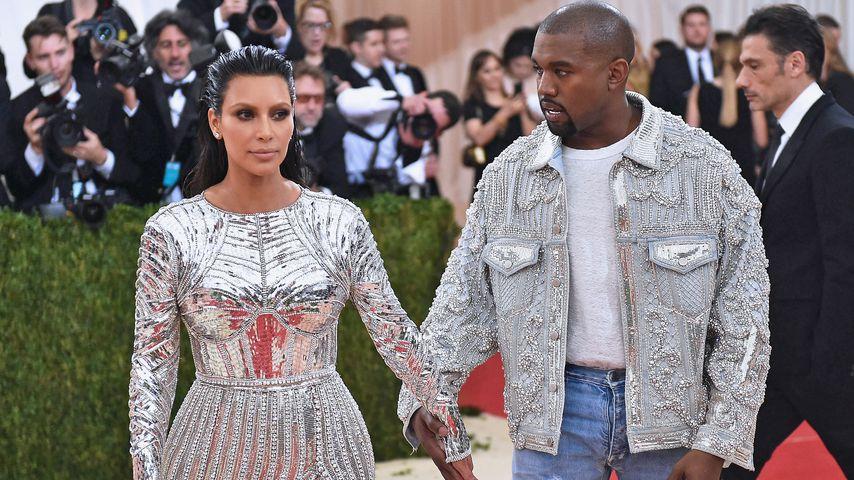 Wegen Abtreibungs-Story: Kim ist total wütend auf Kanye!