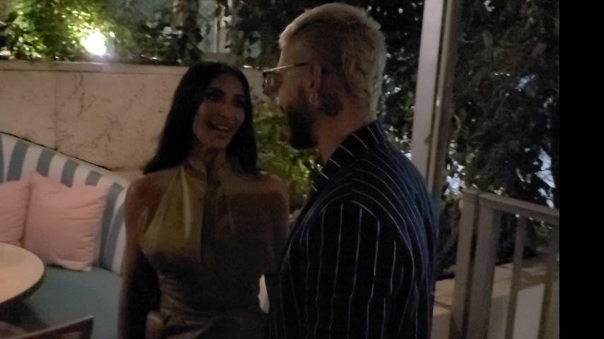Kim Kardashian und Maluma