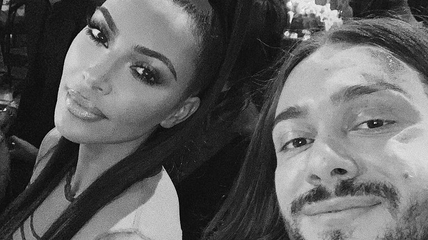 Für Selfie mit Kim: Blogger Riccardo ignorierte Kardashians!