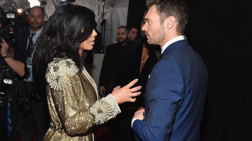 Kim Kardashian und Ryan Seacrest