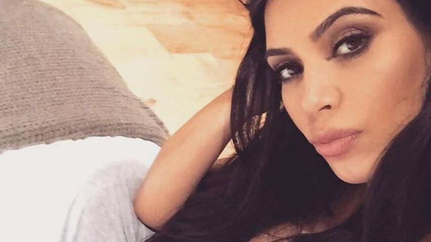 Baby Nummer 2: Kim Kardashian ist jetzt bereit