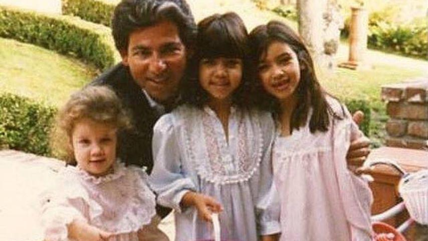 Kris Jenner: Rührende Oster-Erinnerung an Kims toten Vater!