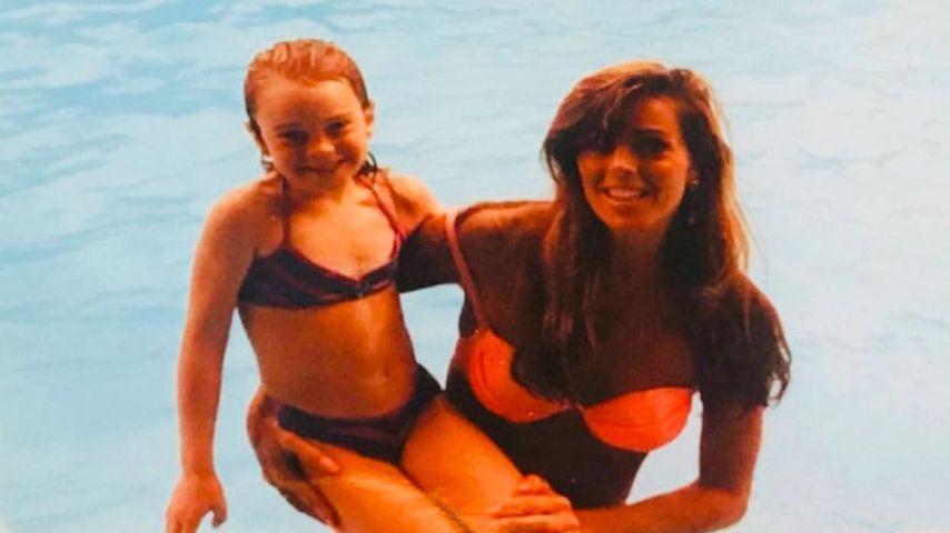 Lindsay Lohan und ihre Mutter Dina Lohan