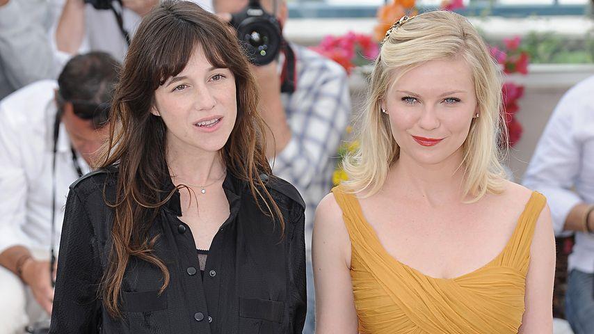 Charlotte Gainsbourg (l.) und Kirsten Dunst