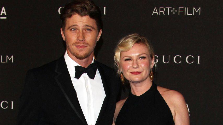 Kirsten Dunst & Garrett Hedlund: Hochzeit geplant?