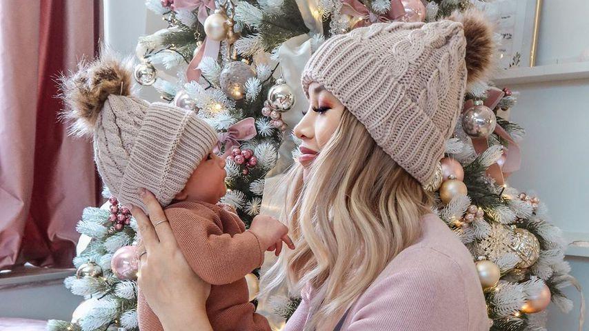 Kisu happy: An Weihnachten lernt Familie ihre Tochter kennen