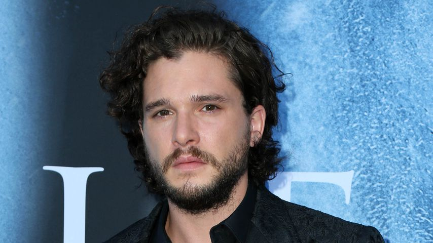 Kit Harington bei einer Premiere in Los Angeles