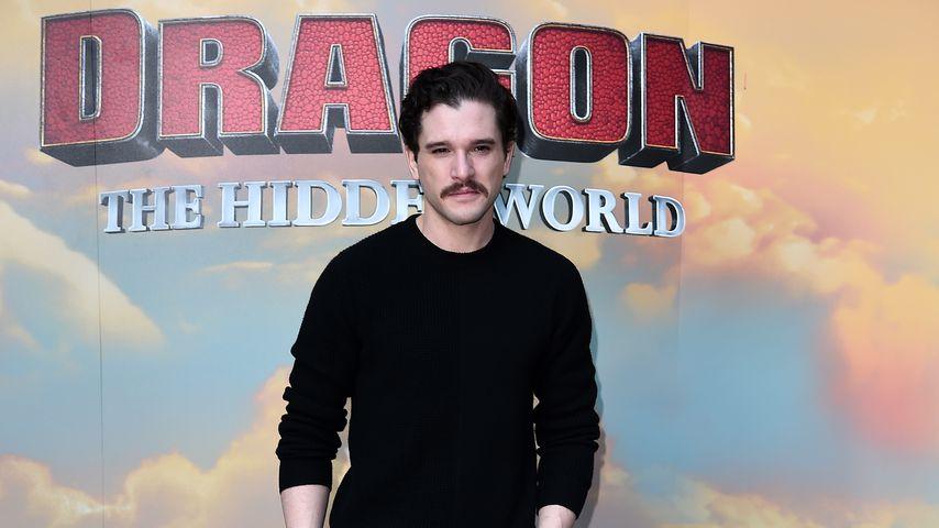 """Kit Harington bei einem Pressetermin für """"How To Train Your Dragon: The Hidden World"""""""