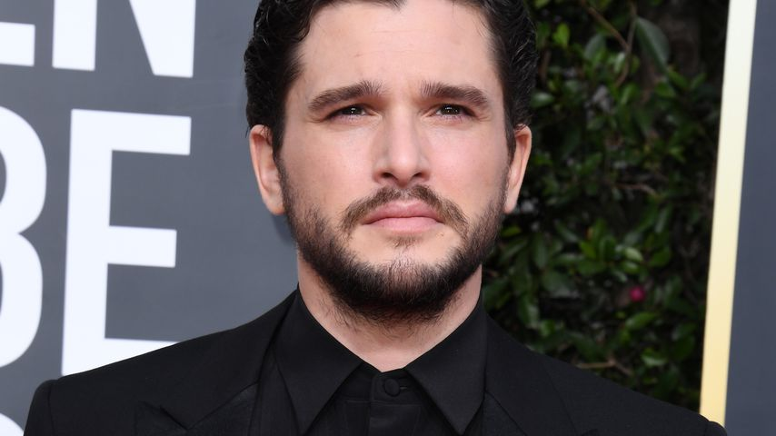 Kit Harington bei den Golden Globes in Beverly Hills im Januar 2020