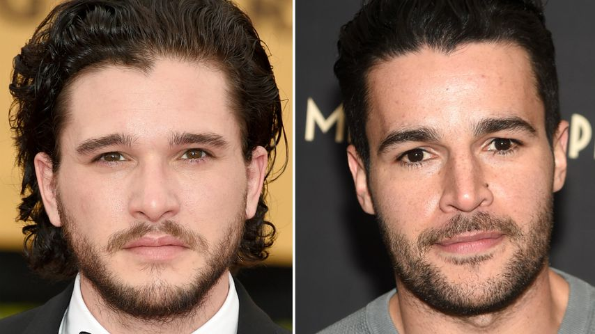 Kit Harington und Christopher Abbott