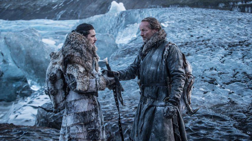"""Kit Harington und Iain Glen in """"Game of Thrones"""""""