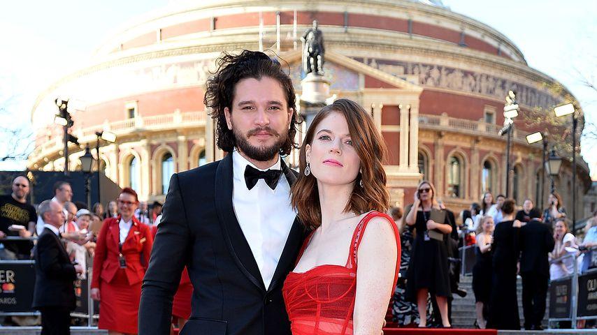 """Game of Thrones"": Kit Harington spoilert nicht mal Ehefrau"