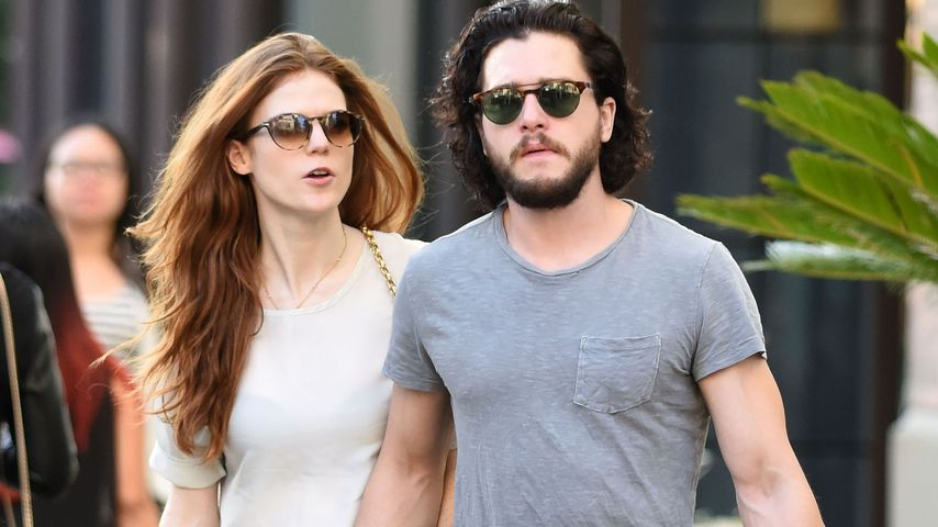 Liebes-Comeback: Hier turtelt Kit Harington mit GoT-Rose