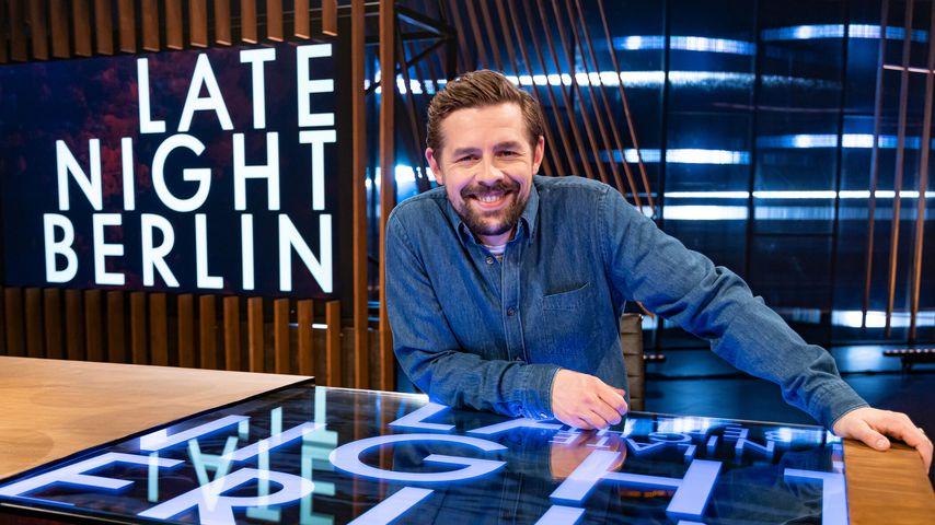 """Neuer Sendeplatz für Klaas' TV-Show """"Late Night Berlin"""""""