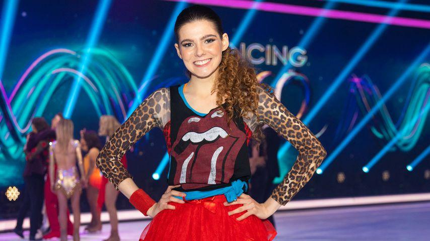 """Klaudia Giez nach der vierten """"Dancing on Ice""""-Folge"""