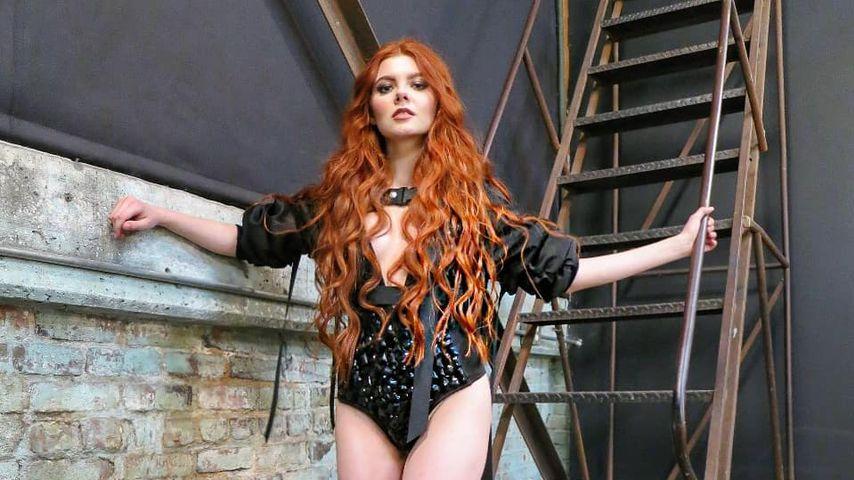 "Klaudia Giez, bekannt durch ""Germany's next Topmodel"""