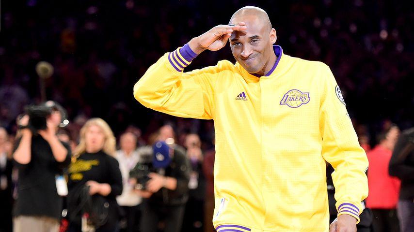 Kobe Bryant im April 2016