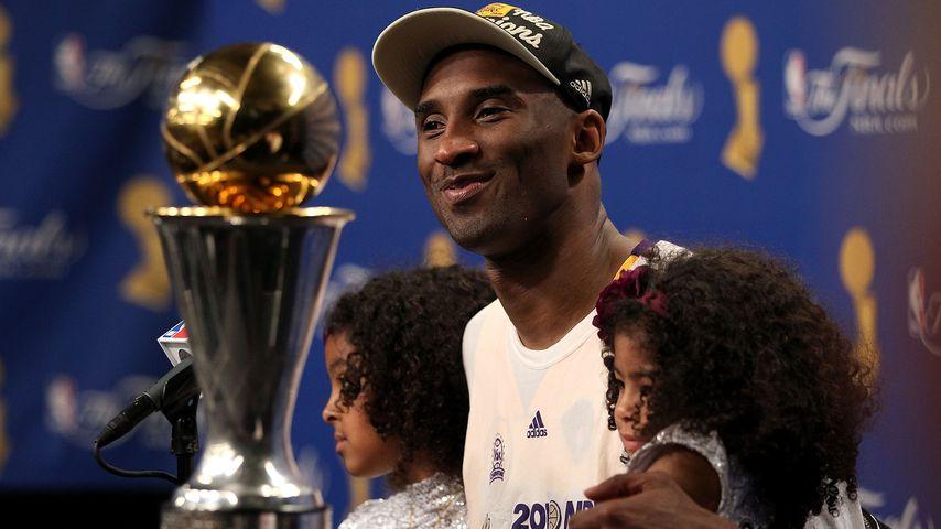 Diesen Rat gab Kobe Bryant seinen Töchtern mit auf den Weg