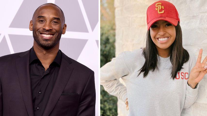 """""""Papa wäre stolz"""": Kobe Bryants Tochter bekommt Uni-Zusage"""