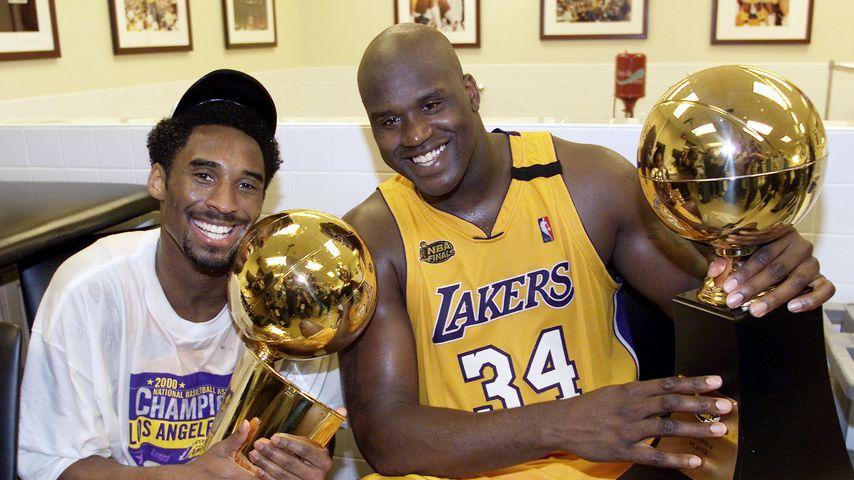 Kobe Bryant und Shaquille O'Neal, 2000