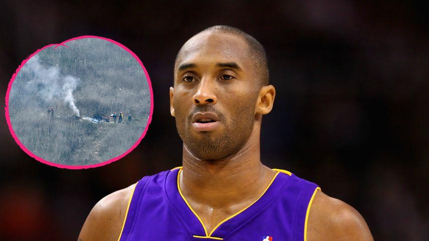Diese Fotos zeigen Kobe Bryants tödlichen Helikopterabsturz