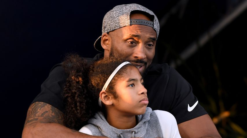 Kobe und Gianna Bryant 2018