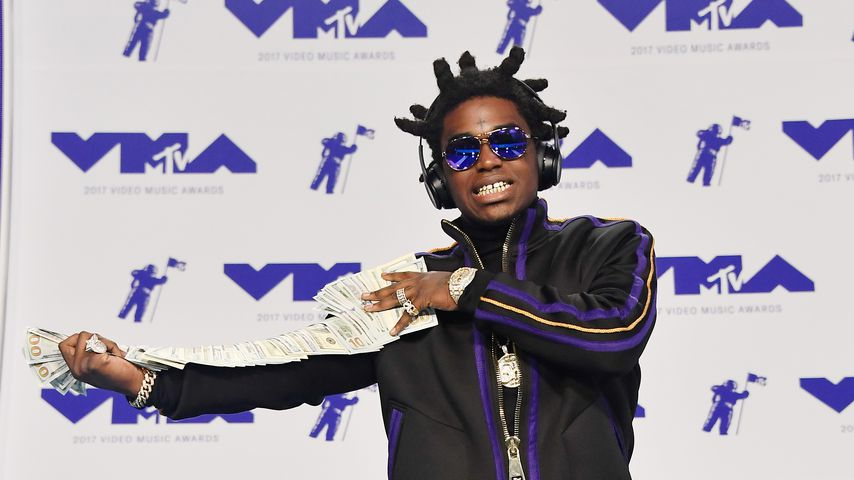 Kodak Black bei den MTV Video Music Awards 2017