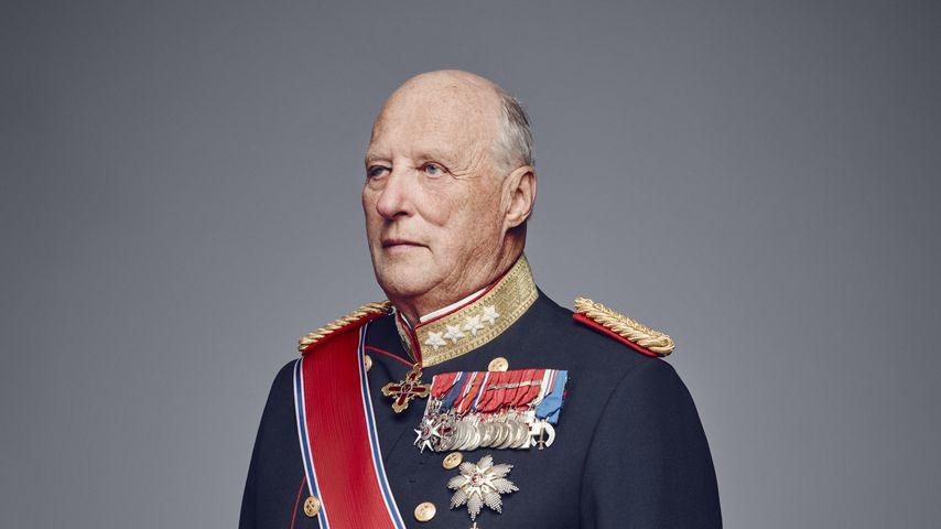 König Harald von Norwegen